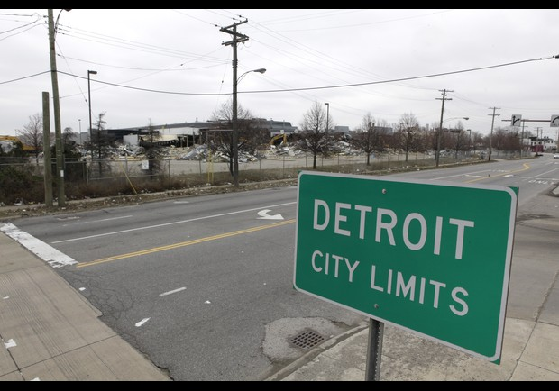 How to change the city of Detroit (1/5)